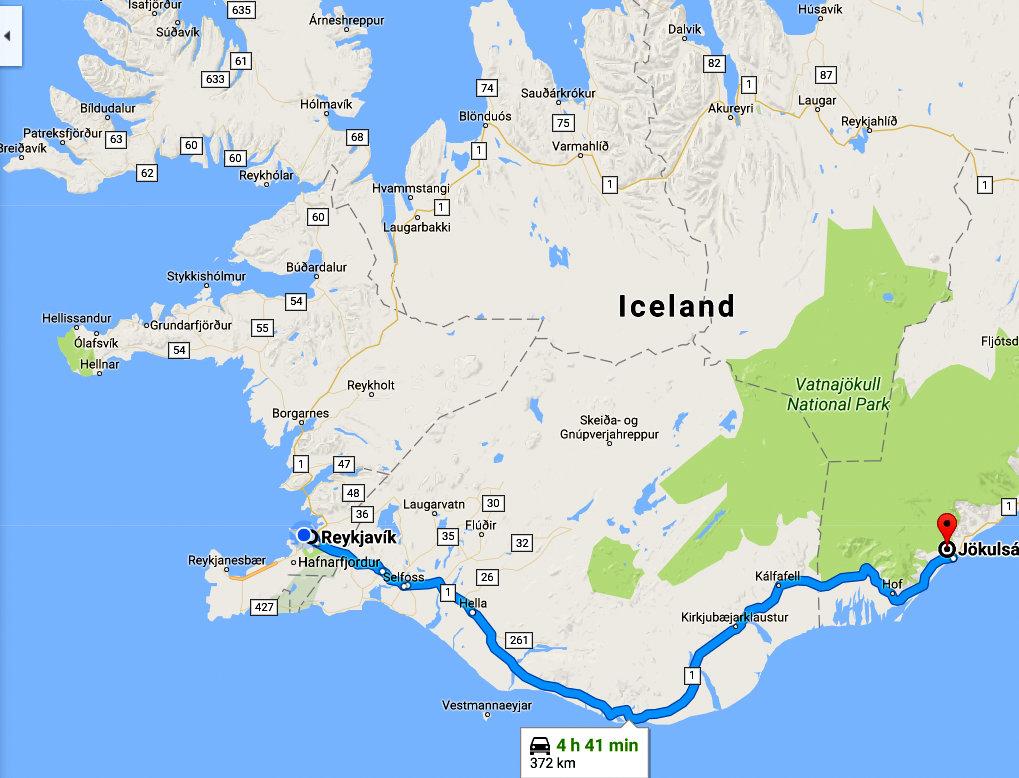 Jökulsárlón Glacial Lagoon and Iceland\'s sparkling Diamond Beach