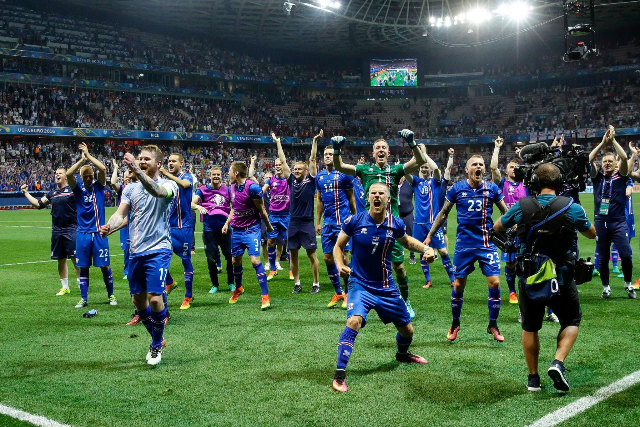 will iceland s football team make it to the world cup