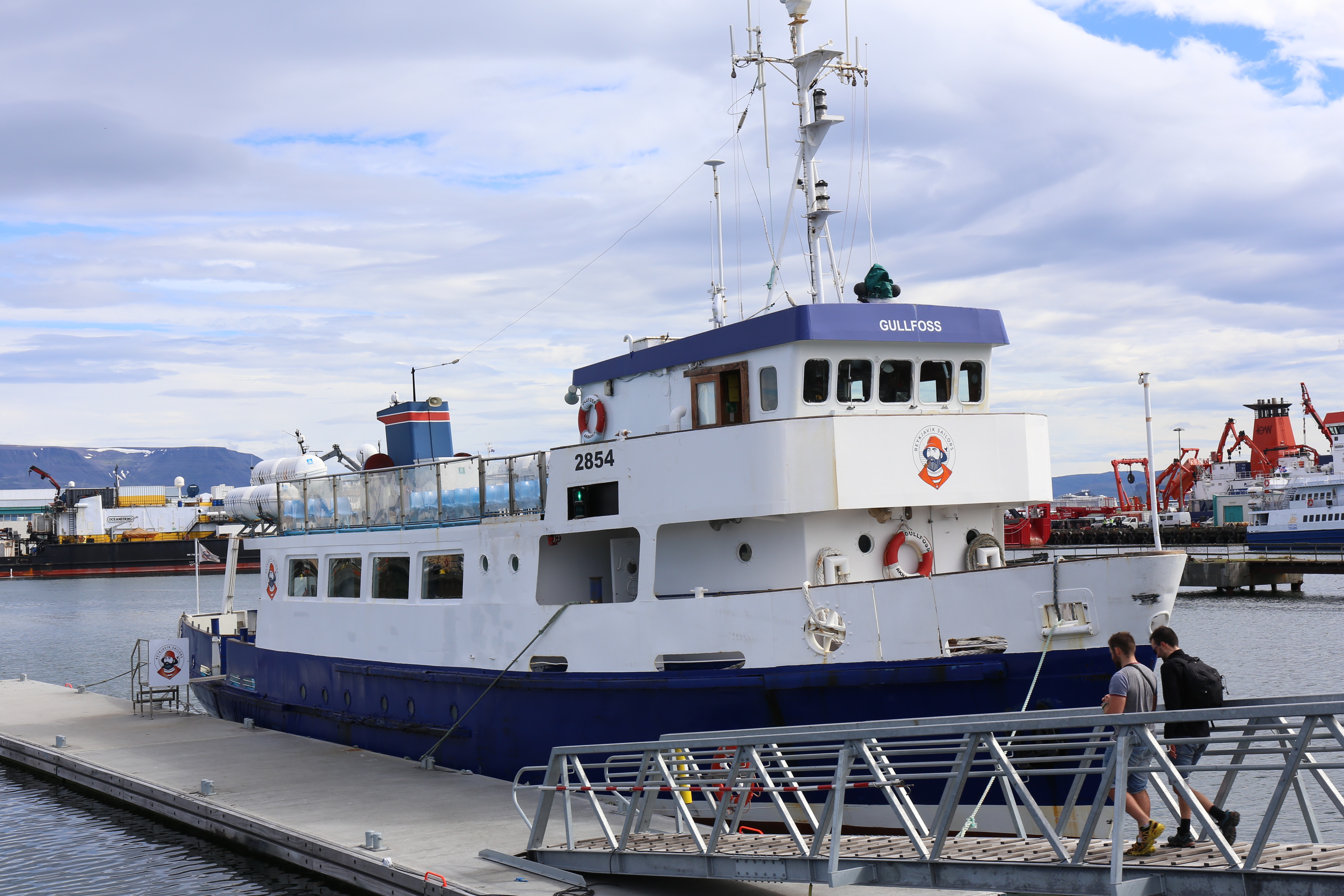 Northern Lights Boat Tour Guide To Iceland
