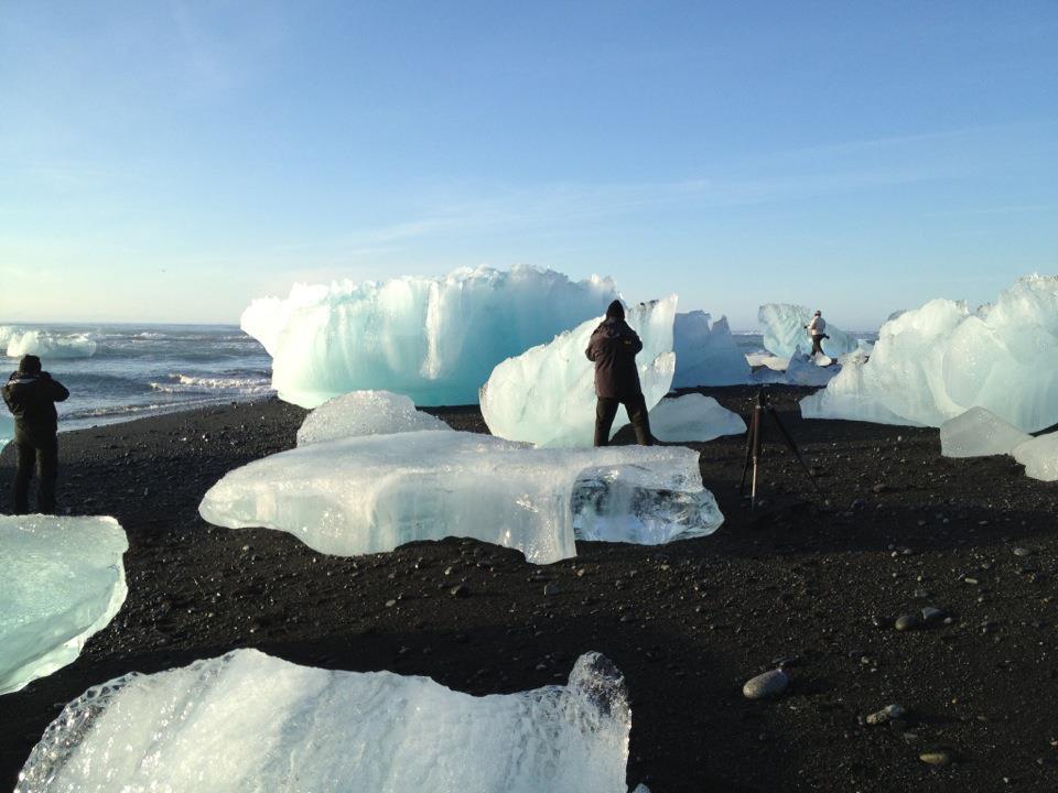 Ice Cave Northern Lights Day Tour To Jokulsarlon Glacier Lagoon