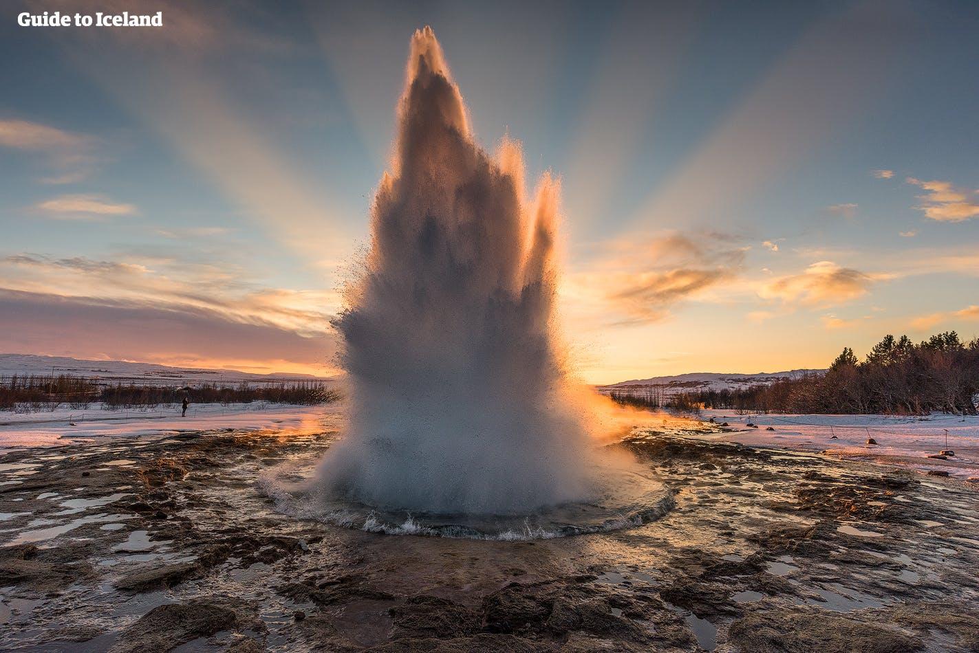 Afbeeldingsresultaat voor iceland golden circle
