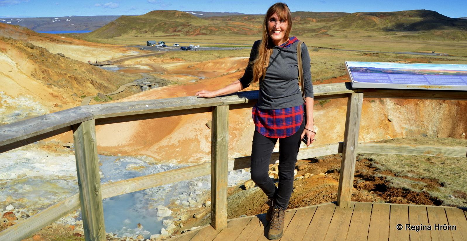ace94af81cb Seltún - the colourful Geothermal Area at Krýsuvík on the Reykjanes ...