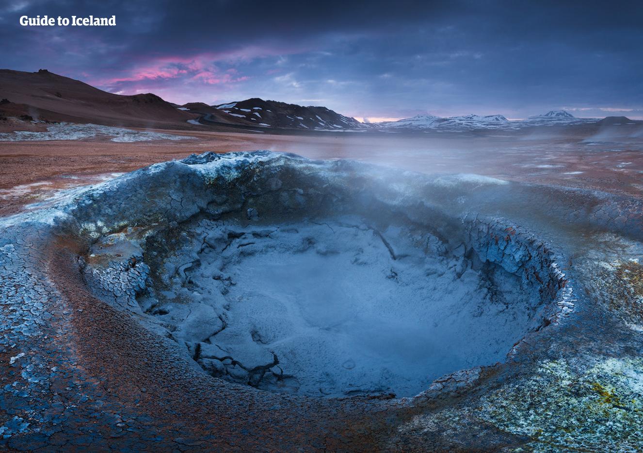 アイスランドの楽しみ方 トップ1...