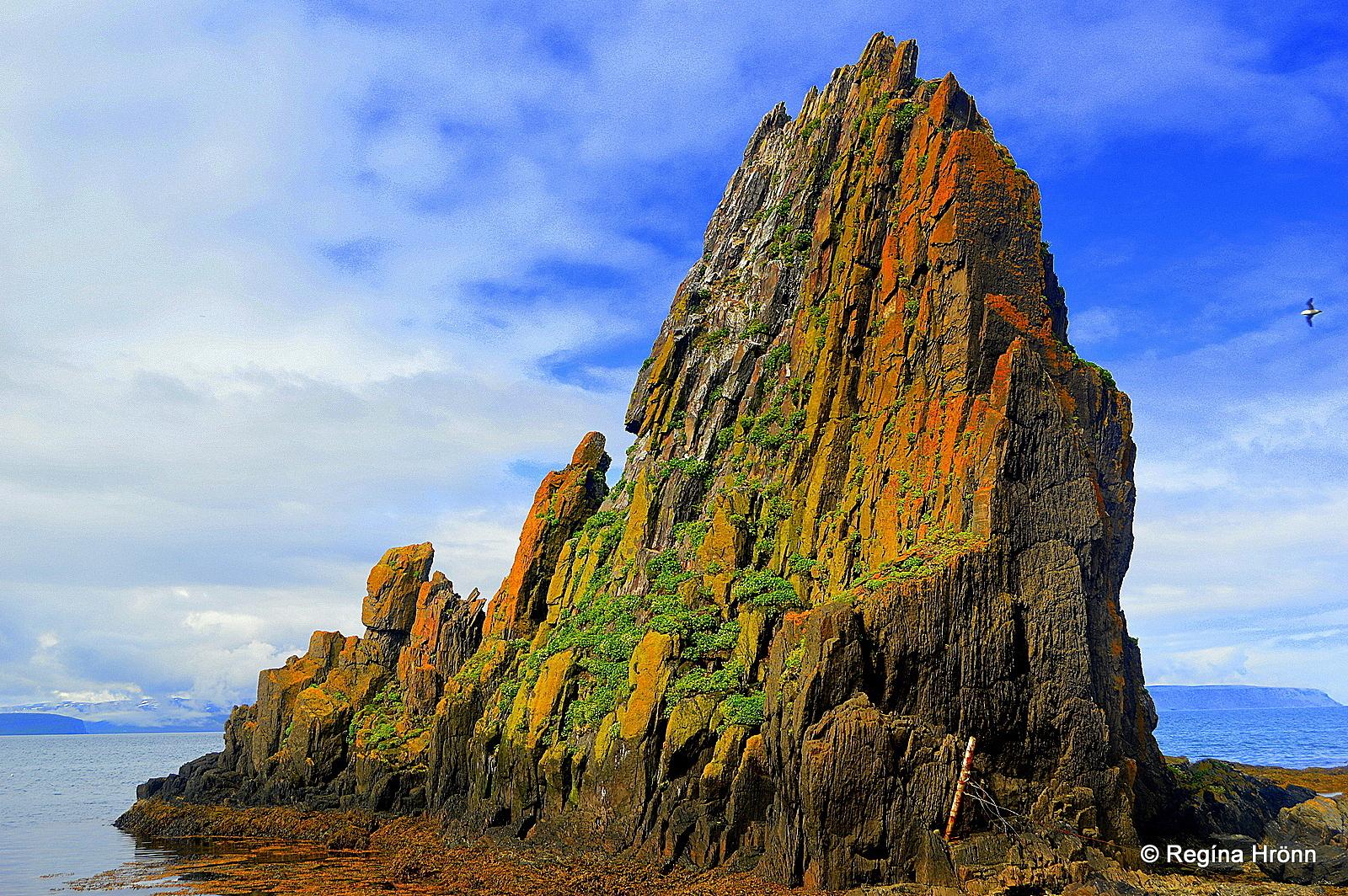 Elephant Rock Prince Edward Island 1996
