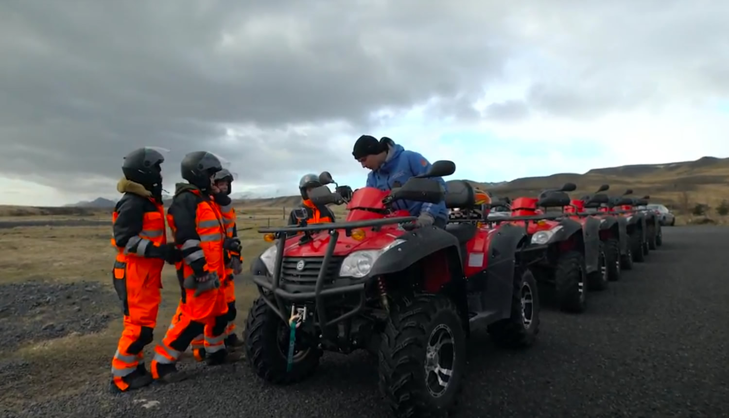 Explore South Iceland By Quad Bike Guide To Iceland