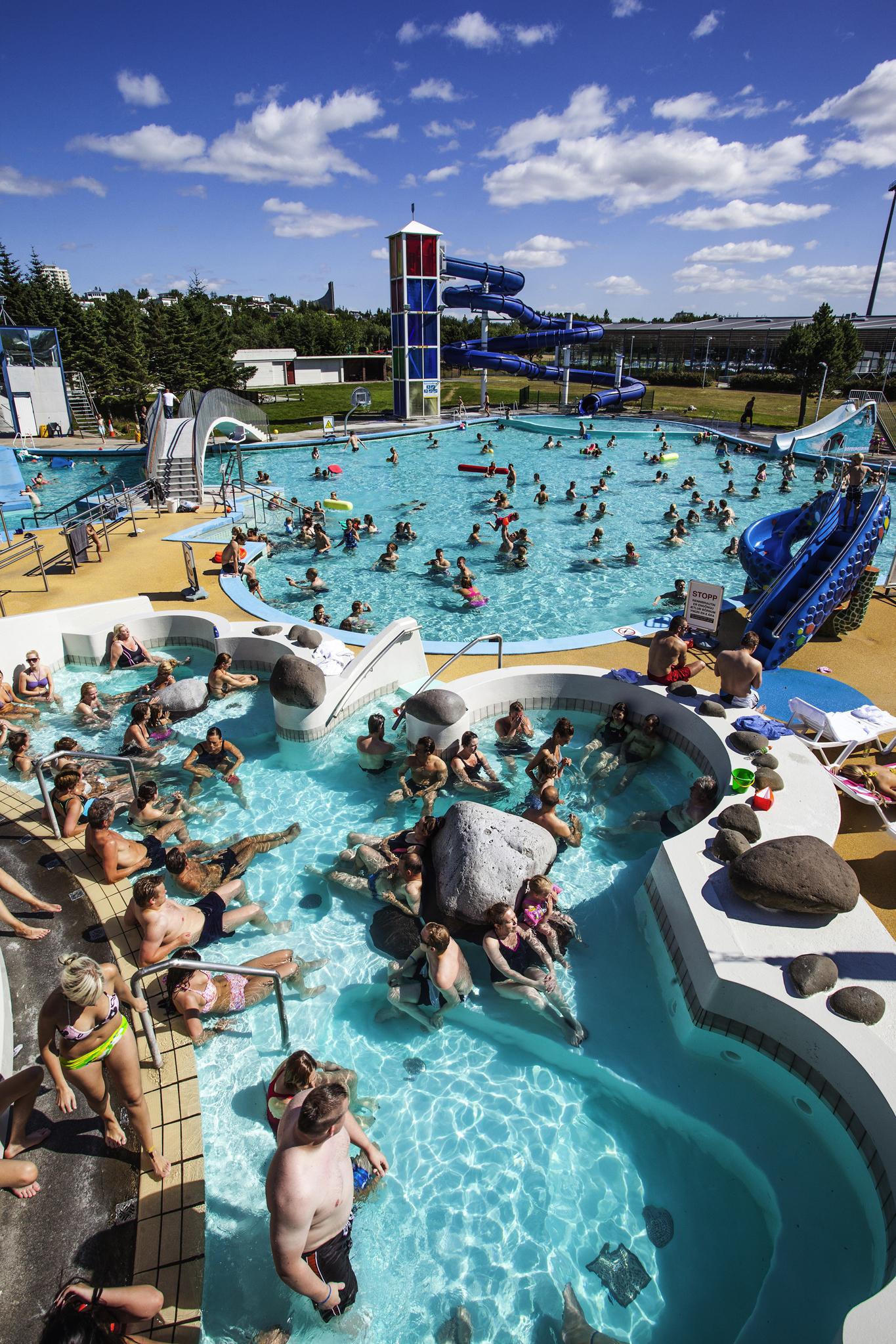 Operating Public Swimming Pools