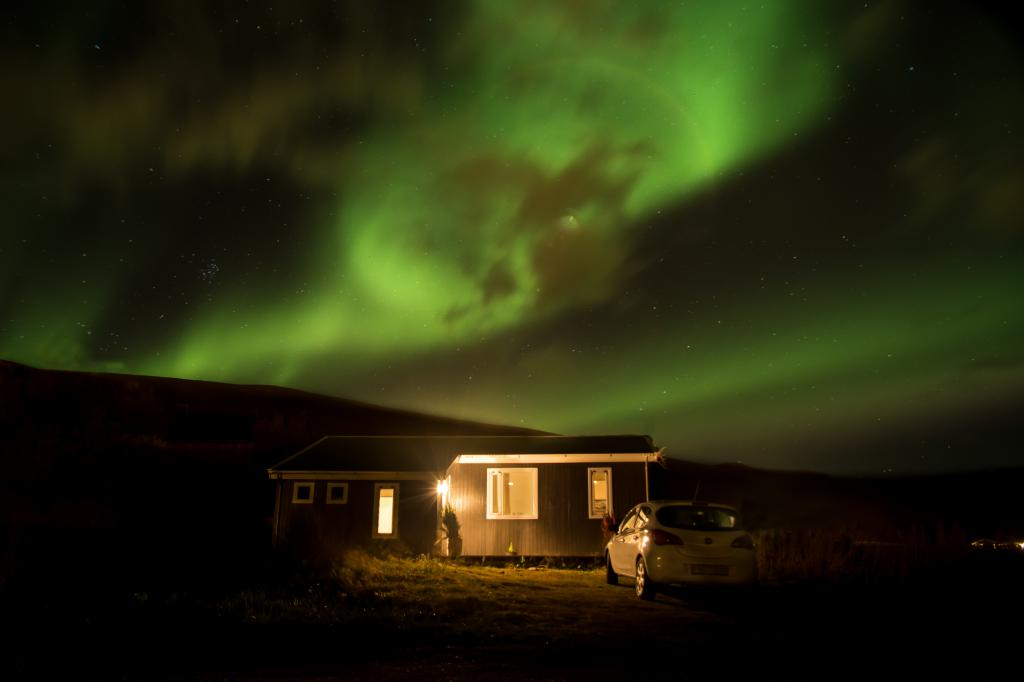 When Is The Best Time To See The Northern Lights In Iceland? Where Is The  Best Place To See The Auroras In Iceland, And Where Is The Best Place To See  Them ...