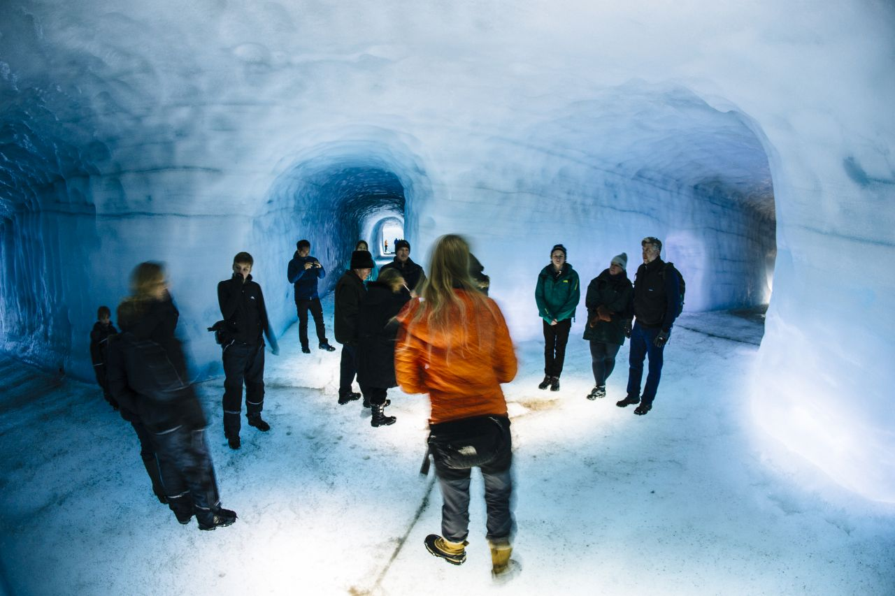 Afbeeldingsresultaat voor iceland Langjokull gletsjer truck