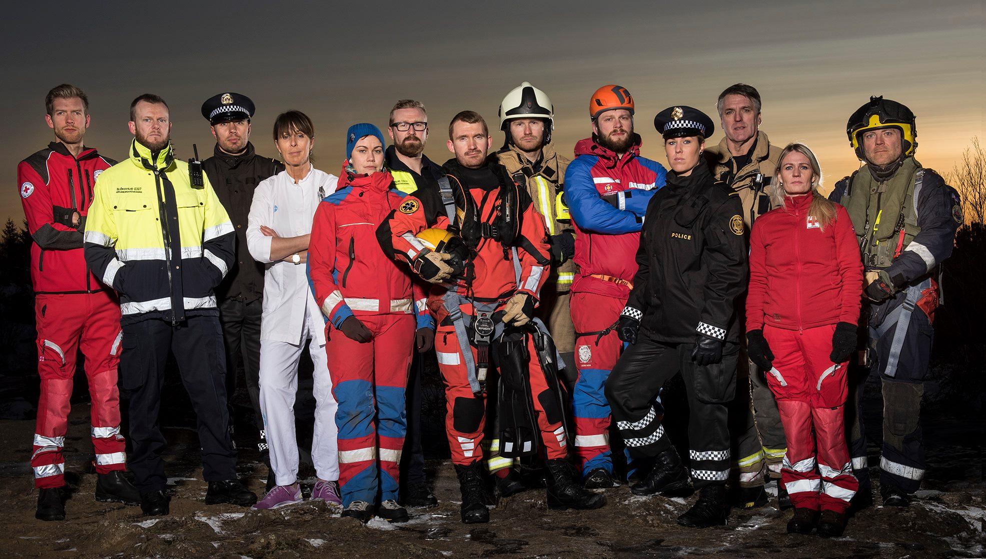 冰島義務搜救隊ICE-SAR