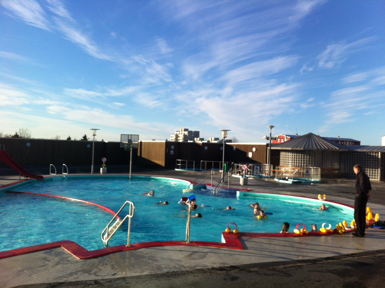 Best swimming pools in reykjavik relax in hot tubs for Best swimming pools