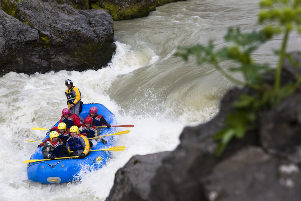 Rafting Tours in North India